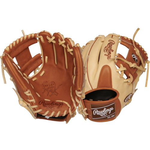 Rawlings Heart of the Hide Gold Glove Club 11.5 Baseball Glove Right Hand Throw