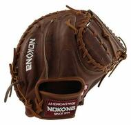 Nokona Catchers Mitt W-3350C Right Hand Throw 33.5 inch