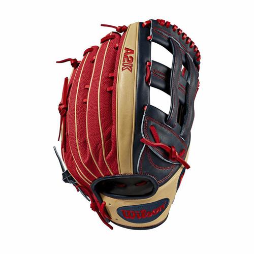 Wilson A2K Mookie Betts Game Model 12.75 Baseball Glove Right Hand Throw
