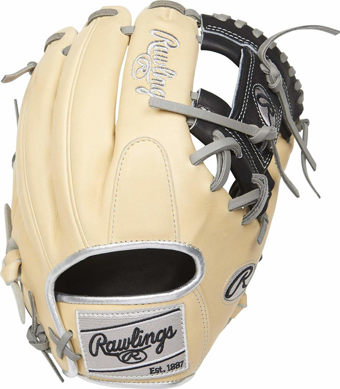 36ac168beca Rawlings Heart of The Hide R2G Francisco Lindor Model Baseball Glove 11.75  inch I Web Right Hand Throw - Ballgloves