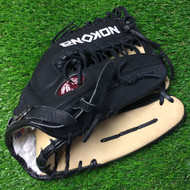 Nokona Black Alpha 12.75 Baseball Glove USED Right Hand Throw