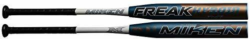 Miken Freak Hybrid 12 Maxload Slowpitch Softball Bat USSSA 34 inch 27 oz