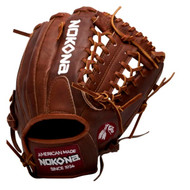 Nokona Walnut 11.5 Baseball Glove Mod Trap Web Right Hand Throw