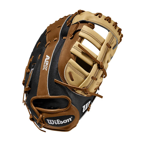 Wilson A2K RB20 2820SS First Base Mitt 12.25 Right Hand Throw