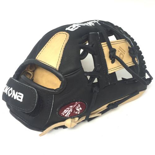 Nokona Alpha Youth Baseball Glove 11.25 I Web 12U Right Hand Throw