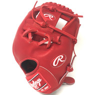 Rawlings Heart of Hide PRO200 Red I Web 11.5 Right Hand Throw