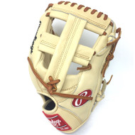 Rawlings Heart of the Hide PRO-TT2 Camel Single Post 11.5 Right Hand Throw