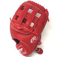 Rawlings Heart of Hide PRO3039 Red H Web 12.75 Right Hand Throw
