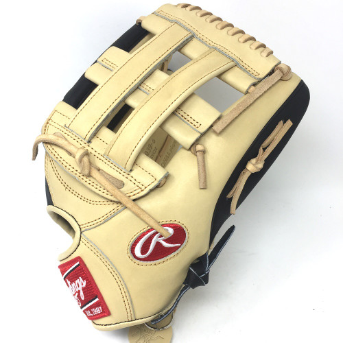 Rawlings Heart of the Hide PRO3030 Camel Black 12.75 Right Hand Throw
