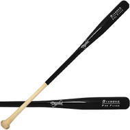 Diamond Fungo Baseball Bat 33 inch Black