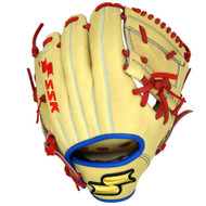 SSK Elite Ikigai Baez Blonde Red 11.5 Baseball Glove Right Hand Throw