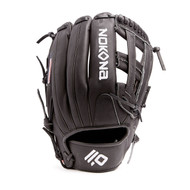 Nokona Black AmericanKip Baseball Glove 12.75 Right Hand Throw
