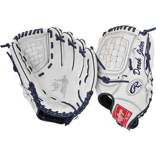 Rawlings Derek Jeter PRODJ2FS-JET Baseball Glove 11.5 (Right Hand Throw)