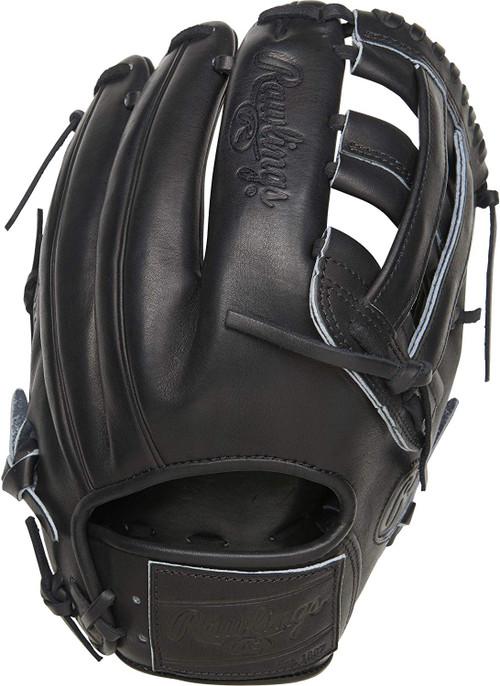 Rawlings Pro Label Black Baseball Glove 12.25 Right Hand Throw