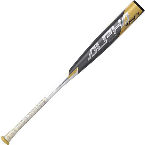 Easton Alpha 360 -3 BBCOR Baseball Bat 33 inch 30 oz