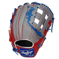 Rawlings Olympic Puerto Rico Heart of Hide Baseball Glove 12.75 Right Hand Throw