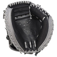 Louisville Slugger Omaha Flare Black Catchers Mitt 33.5 (Right Handed Throw)