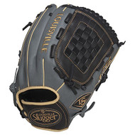 Louisville Slugger 125 Grey 12 inch Baseball Glove No Tags Right Hand Throw