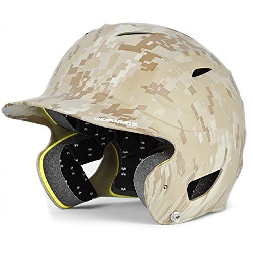 design de qualité 80f7e 81622 Under Armor Under Armour Protective UABH100MC Adult Military Camo Batting  Helmet (MilitaryCamo)