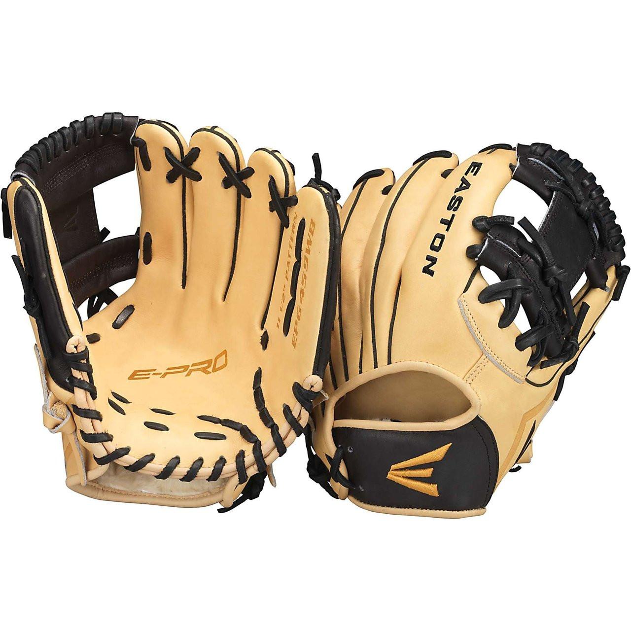 e8fd50ee18a Easton Pro Baseball Glove EPG459WB 11.5 inch (Right Hand Throw)
