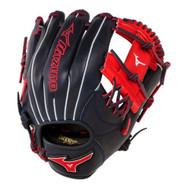 Mizuno 11.5 inch MVP Prime SE3 Baseball Glove GMVP1154PSE3 (Navy-Red, Right Hand Throw)