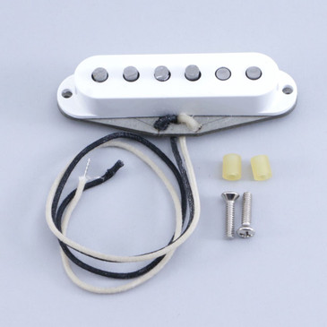 Open Box Fender Custom Shop '69 Strat Single Coil Pickup White