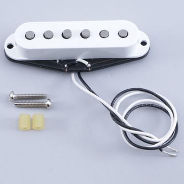 Open Box Fender Tex-Mex Stratocaster Neck Single Coil Guitar Pickup White