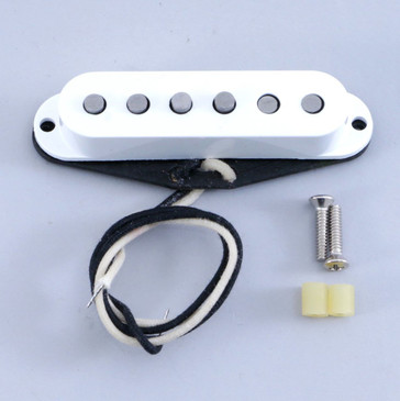 Open Box Fender Custom Shop Texas Special Strat Single Coil Neck Pickup White