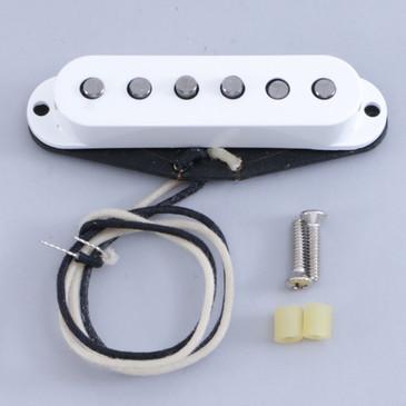 Open Box Fender Custom Shop Fat '50s Single Coil Strat Neck Guitar Pickup White