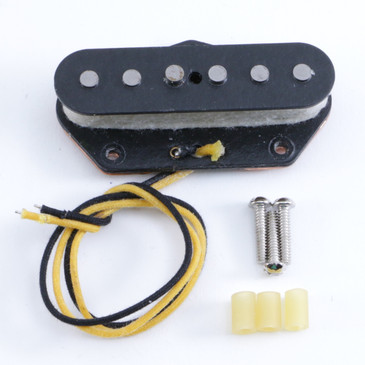 Open Box Fender Custom Shop Texas Special Tele Bridge Guitar Pickup Black