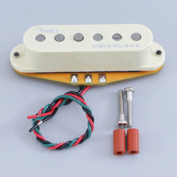 Open Box Fender Gen 4 Noiseless Stratocaster Bridge Pickup Vintage White