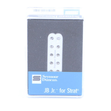 Seymour Duncan SJBJ-1B JB Jr Strat Single Coil Bridge Guitar Pickup White