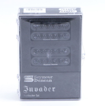 Seymour Duncan SH-8 Invader Humbucker Pickup Set SH-8B / SH-8N Black