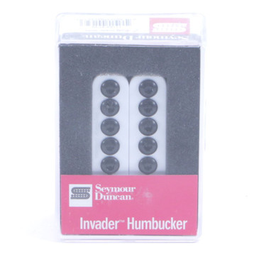 Seymour Duncan SH-8B Invader Humbucker Guitar Pickup White