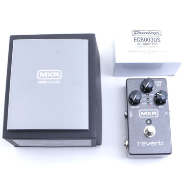 NEW MXR M300 Reverb Guitar Effects Pedal