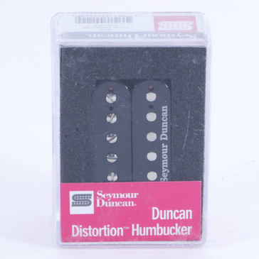 Seymour Duncan SH-6N Duncan Distortion Neck Humbucker Guitar Pickup Black