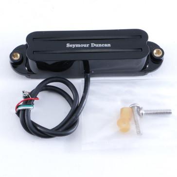 Open Box Seymour Duncan SHR-1N Hot Rails Neck Single Coil Guitar Pickup Black