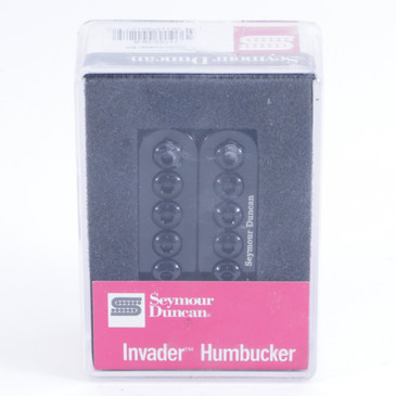 Seymour Duncan SH-8N Invader Neck Humbucker Guitar Pickup Black