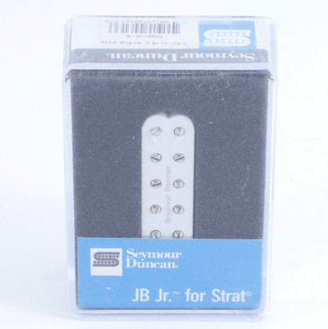 Seymour Duncan SJBJ-1N JB Jr Neck Strat Guitar Pickup White