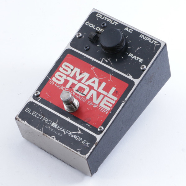 1979 electro harmonix usa eh4800 small stone phaser guitar effects pedal p 04202. Black Bedroom Furniture Sets. Home Design Ideas