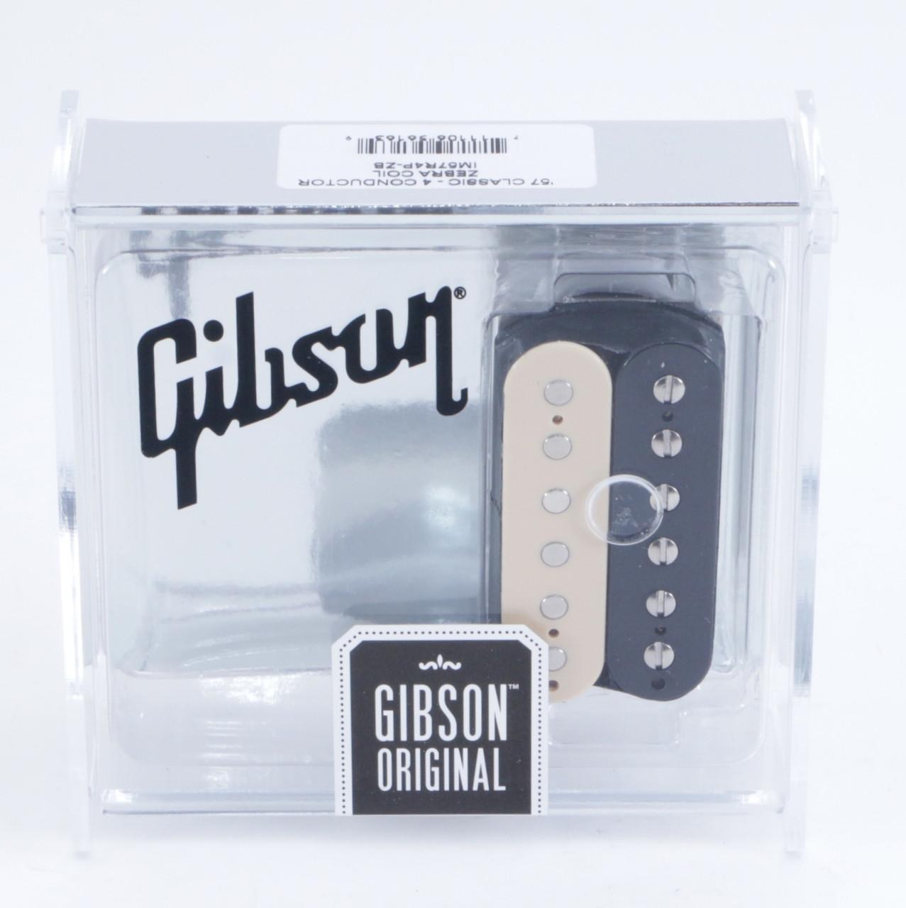 GIBSON_57CLSC_4COND_ZEB_1__53825.1510089003.1280.1280?c=2 gibson '57 classic 4 conductor humbucker guitar pickup zebra