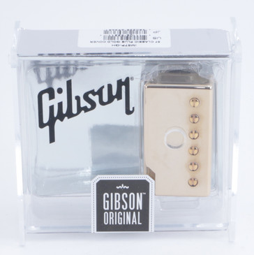Gibson '57 Classic Plus Humbucker Guitar Pickup Gold
