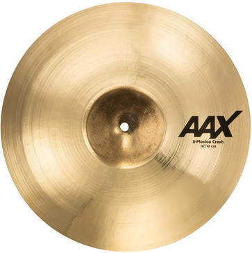 """Sabian AAX X-Plosion 16"""" Crash Cymbal"""