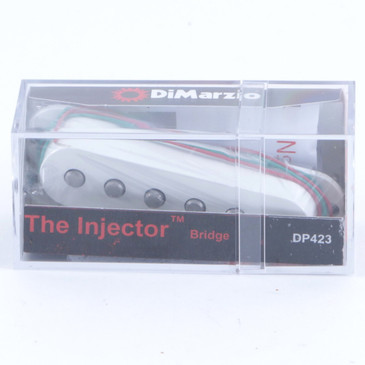 Dimarzio DP423 Paul Gilbert Injector Bridge Stratocaster Guitar Pickup White