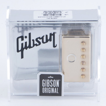 Gibson '57 Classic Humbucker Guitar Pickup Gold Cover