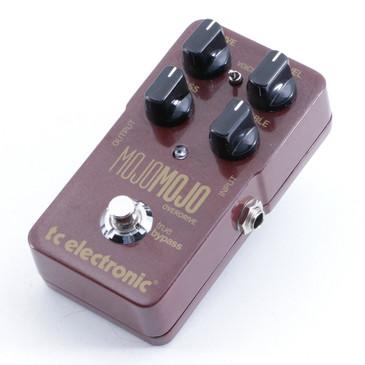 TC Electronic Mojo Mojo Overdrive Guitar Effects Pedal P-05494