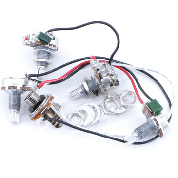 (4) Unbranded 500K Potentiometers OS-8173