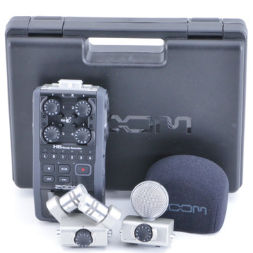 Zoom H6 Handy Recorder OS-8175