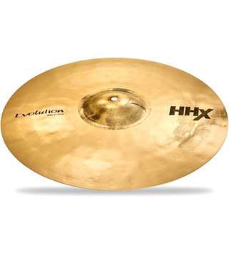 "Sabian 21"" HHX Evolution Ride Brilliant Finish"