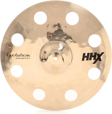 "Sabian 18"" HHX Evolution O-Zone Crash Brilliant Finish"